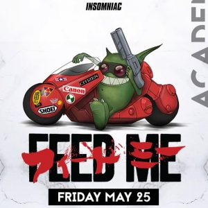 Feed Me at Academy LA