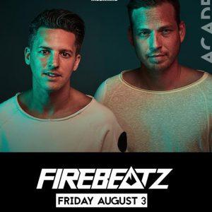 Firebeatz at Academy LA