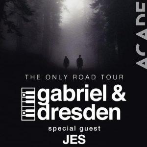 Gabriel & Dresden at Academy LA
