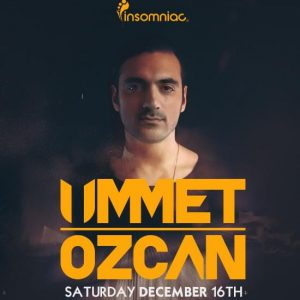 Ummet Ozcan at Create Nightclub