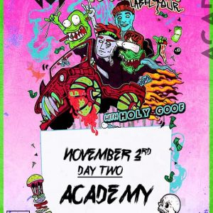 Jauz at Academy LA