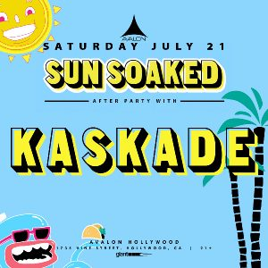 kaskade at Avalon - July 21, 2018