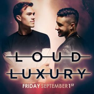 Loud Luxry at Create Nightclub