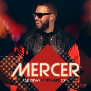 Mercer at Create Nightclub