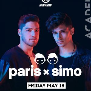 Paris & Simo at Academy LA