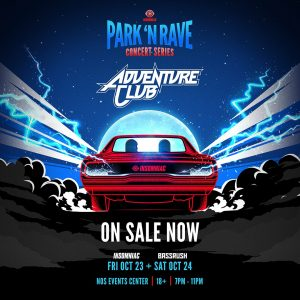 Park 'N Rave with Adventure Club