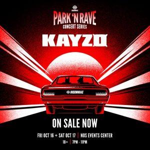 Park 'N Rave with Kayzo