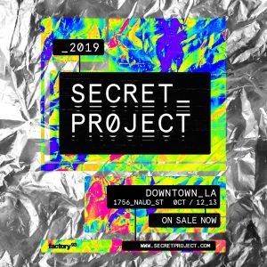 Secret Project 2019