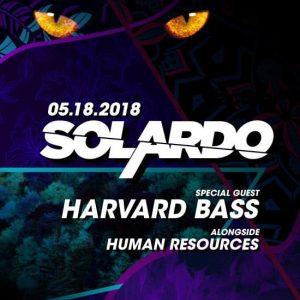 Solardo, Harvard Bass, Human Resources at Exchange LA