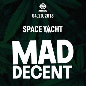 Mad Decent x Space Yacht at Exchange LA