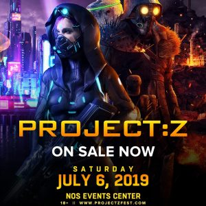 Project Z 2019 at NOS Events Center