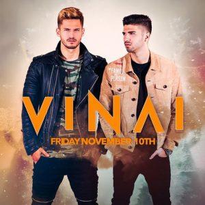 Vinai at Create Nightclub - Nov 10, 2017